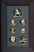1992 Prestige Proof Coin Set Baseball Olympic Commemorative US Mint OGP