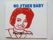 Paul McCartney Orig 1999 U.K. C D No Other Baby