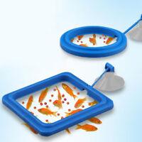 Fischfütterungswerkzeuge Aquarium Ring Feeder Schwimmfutter c wl