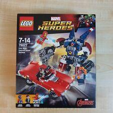 Nuevo Lego Marvel Super Heroes 76077 Iron Man: 7-14 huelga de acero de Detroit