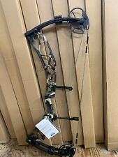 Elite Option 7 Compound Bow- 65 Weight/ 29 Length, Rh in Kuiu Vias