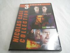 Face / Off, Snake Eyes, Next Dvd Set, Nicolas Cage 3-Movie Collection