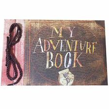 UP, My Adventure Book, With 80 Pages, Wedding Photo Album, Scrapbook Album