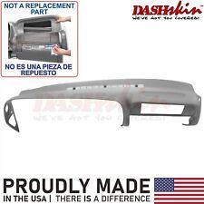 Dash Cover Cap Overlay Skin 97-99 Tahoe Yukon Suburban Escalade Medium Grey