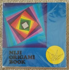 Niji Origami Book 1975 Japan