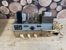 More details for dulci dapio valve amplifier + preamp