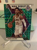2019-20 Mosaic Darius Garland Green NBA Debut Rookie RC - Cleveland Cavaliers