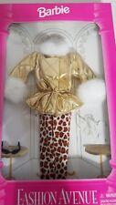 Barbie Fashion Avenue BOUTIQUE Fur Trim Winter Outfit