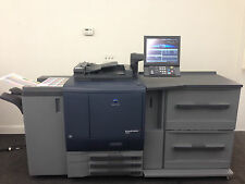 Konica Minolta Bizhub Pro C6000 Copier Printer Scanner PF-602 LCT, FS-531 646k