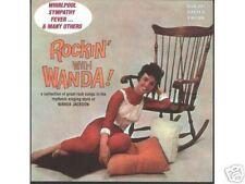 WANDA JACKSON - Rockin' with Wanda - Rock & Roll CD