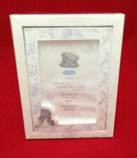 ME TO YOU BEAR TATTY TEDDY ON YOUR CHRISTENING PHOTO FRAME GIFT