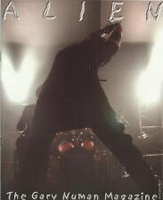 More details for gary numan alien 9 uk 2001 fanclub magazine 20 pages