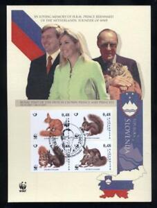(944567) Royalty, Squirrel, WWF, Slovenia