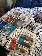 Lot Of Harmonica Books And More Custom Hohner Lee Oskar