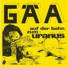 GAA (Gäa) - AUF DER BAHN ZUM URANUS (1973) Prog Kraut Rock CD Jewel Case+GIFT