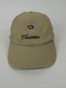 General Motors Cadillac Hat/Cap Strapback