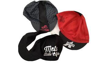 mens cycling cap Bundle(3)