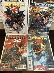 EARTH 2 #0-32, COMPLETE SET MISSING #19 & 25 NM