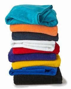 Carmel Towel Company Velour C30610 or Striped C3060ST or Chevron C3060X Towels