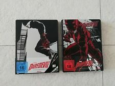 MARVEL Daredevil Staffel 1 und 2 Steelbook Blu-ray