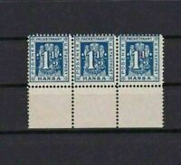 GERMANY PRIVATE COURIER STAMPS BLOCK POSENER 1898 UNMOUNTED MINT   .  R 1552