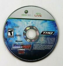 WWE SmackDown vs. Raw 2008 Featuring ECW (Microsoft Xbox 360) Disc Only Tested