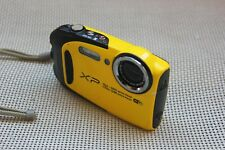 Fujifilm  XP80 16.4MP Digital Camera  - Waterproof- Wifi & Full HD Movie. Yellow