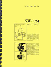 New listing Hasselblad 500 El/M Camera Owner'S Instruction Manual