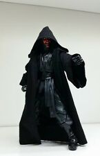 "Custom Black Robe for Darth Maul Star Wars 6"" Black Series NO FIGURE ROBE ONLY"