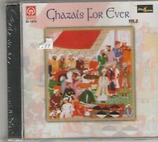 Ghazals For Ever Vol 2 [Cd] Noorjehan,Ghalam ali,nayyara noor,Tina sani & More