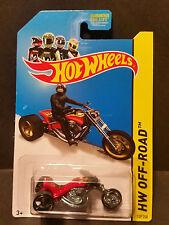 2014 Hot Wheels #128 HW Off-Road - Blastous