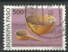 BURKINA FASO/ Küchengeräte MiNr 1267 o