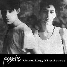 PSYCHE - UNVEILING THE SECRET   CD NEW