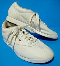Reebok Princess 1475 Women's Shoes White Size 10 Walking Athletic Cushioned