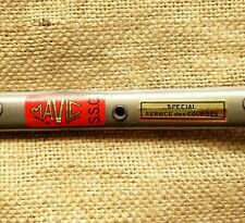 """Used Mavic SSC tubular rim for sew up 28"""" 700 622 32H riveted for road or track"""