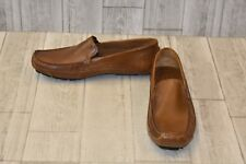 Rockport Luxury Cruise Venetian Slip Ons-Men's size 9.5 M Beige