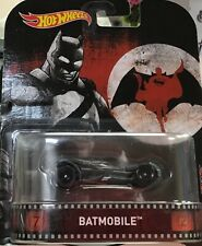 Hot Wheels Retro Entertainment- Batman Vs Superman - Batmobile!Free Shipping!