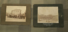 Army Fort Moultrie, Charleston, South Carolina 1908 Antique Vintage Pictures Lot