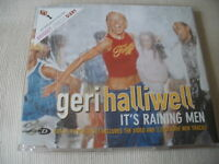 GERI HALLIWELL - IT'S RAINING MEN - UK CD SINGLE