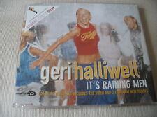 GERI HALLIWELL - IT'S RAINING MEN - UK CD SINGLE