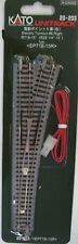 KATO N SCALE 20-203  R28 15deg RIGHT ELECTRIC TURNOUT TRACK 1 pcs pack