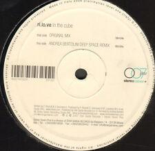 RI.LO.VE - In The Cube (Original, A. Bertolini Rmx) - Stereo Seven Plus