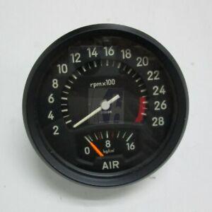 NISSAN DIESEL TACHOMETER WITH AIR PRESSURE METER - 25065-Z9000