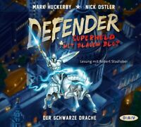 MARK/OSTLER,NICK HUCKERBY - DEFENDER ? SUPERHELD MIT BLAUEM BLUT  4 CD NEW