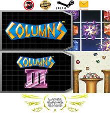 Columns + Columns III PC Digital STEAM KEY - Region Free