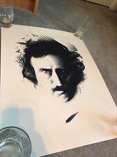Edgar Allan Poe- Phantom City Creative-Justin  Erickson- signed
