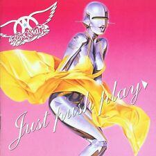 Aerosmith Just Push Play CD NEW 2001