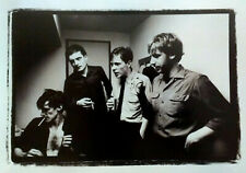JOY DIVISION - Black & White Picture / Poster - Ian Curtis - Vintage / Rare