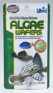 Hikari Algae Wafers 250G Tropical Catfish & Plecos Sinking Wafer Disc Fish Food