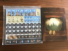 Above and Below - Desert Labyrinth Encounter Book, Exclusive Tokens - englisch